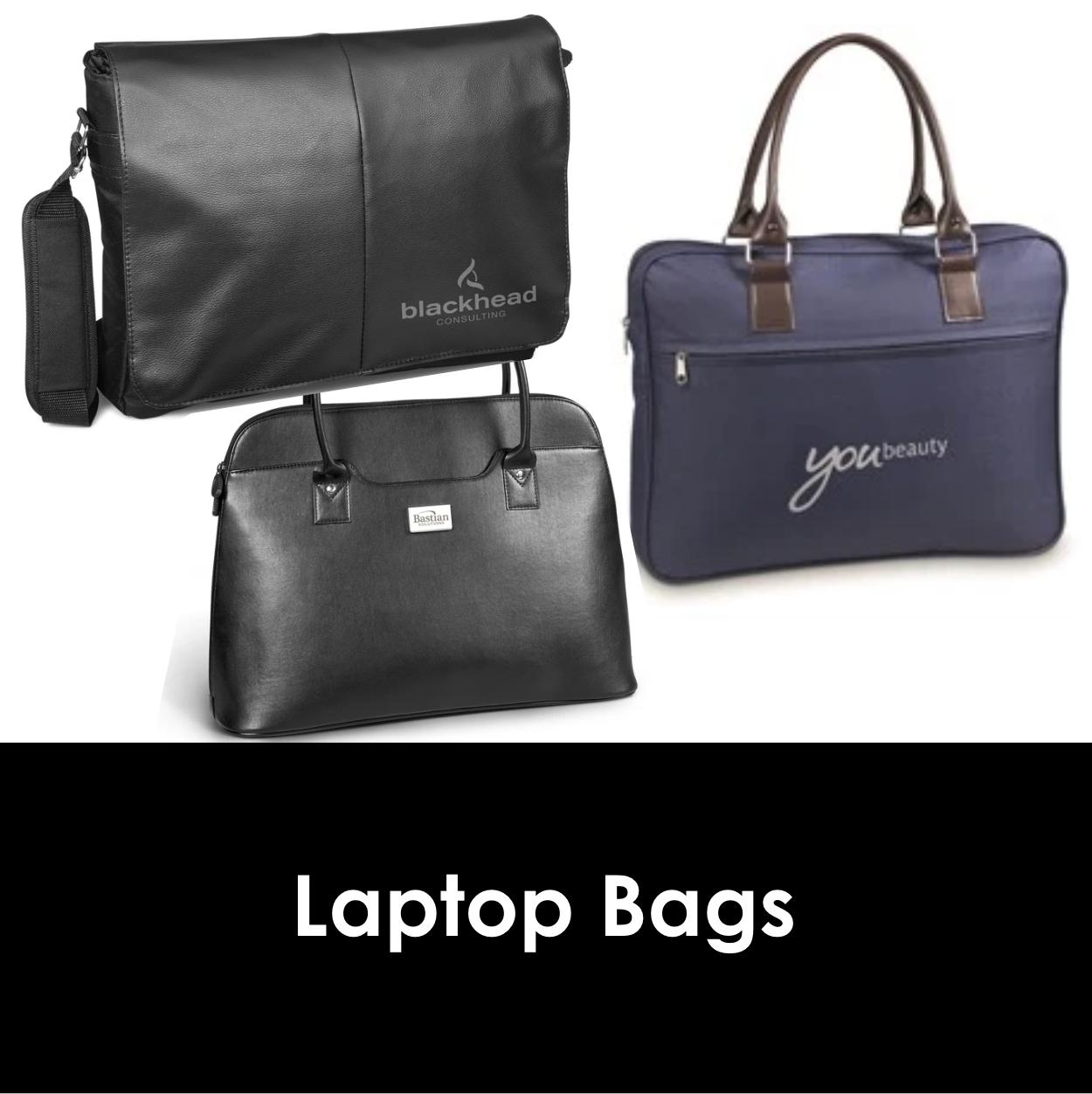 Redblock Advertising Media Laptop Bags